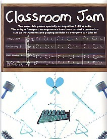 Classroom Jam published by Chester