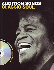 Audition Songs : Classic Soul Male Voice Book & CD published by Wise