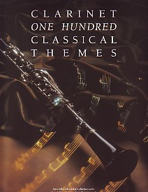 100 Classical Themes for Clarinet published by Wise