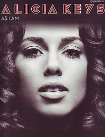 Alicia Keys - As I Am published by Faber