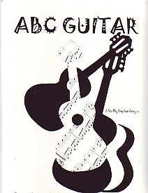 ABC Guitar for Guitar published by Jacaranda Music