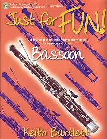 Just for Fun ! by Bartlett for Bassoon published by UMP