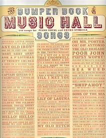 The Bumper Book of Music Hall published by Faber
