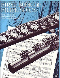 First Book of Flute Solos published by Faber
