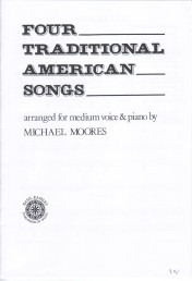 4 Traditional American Songs published by Basil Ramsey