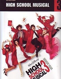 High School Musical 3 - Senior Year Big Note Piano published by Hal Leonard