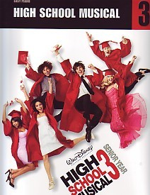 High School Musical 3 - Easy Piano Songbook published by Hal Leonard