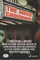 The Movie Choirbook published by Schott and Co