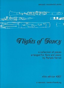 Flights of Fancy for Flute & Piano published by Simrock