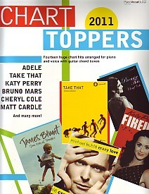 Chart Toppers 2011 published by Faber