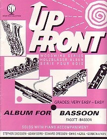 Up Front for Bassoon published by Brasswind