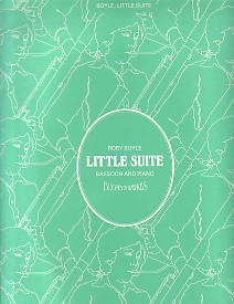 Little Suite by Boyle for Bassoon published by Boosey and Hawkes