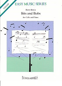 Boyle: Bits and Bobs for Cello published by Boosey and Hawkes