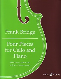Bridge: 4 Pieces for Cello published by Faber