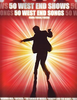 50 West End Shows - 50 West End Songs published by Wise