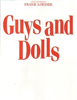 Guys and Dolls - Vocal Score published by Wise