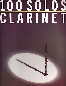 100 Solos for Clarinet published by Wise