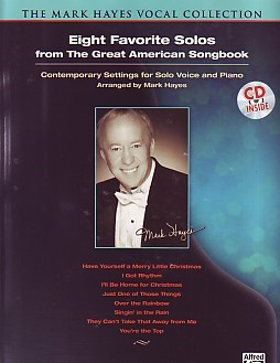 Mark Hayes Vocal Collection Book & CD published by Alfred
