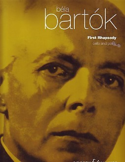 Bartok: First Rhapsody for Cello published by Boosey and Hawkes