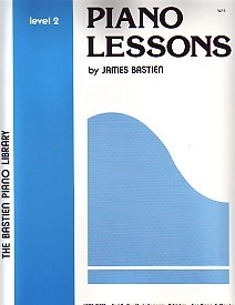 Bastien Piano Library: Piano Lessons Level 2