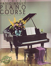 Alfred's Basic Adult Piano Course: Lesson Book 2