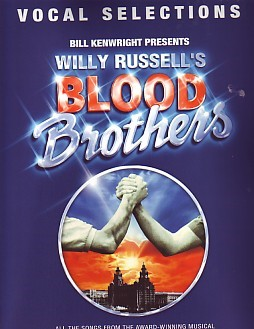 Blood Brothers - Vocal Selections published by Wise