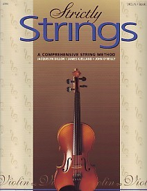 Strictly Strings Book 2 for Violin published by Alfred