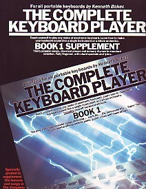 Complete Keyboard Player : Book 1 Supplement published by Wise