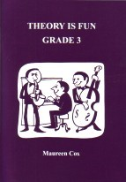 Theory Is Fun Grade 3 by Cox published by Subject