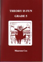 Theory Is Fun Grade 5 by Cox published by Subject