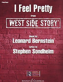 Bernstein: I Feel Pretty (West Side Story) published by Boosey and Hawkes