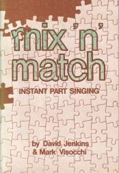 Mix 'n'  Match published by Universal Edition