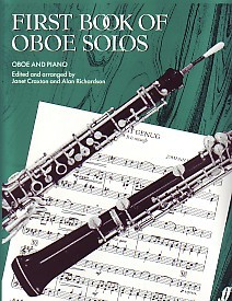 First Book of Oboe Solos published by Faber