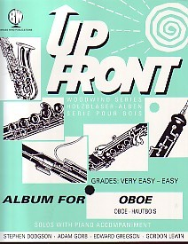 Up Front for Oboe published by Brasswind