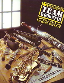 Team Woodwind Piano Accompaniment published by IMP
