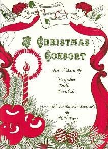A Christmas Consort for Recorder Ensemble published by MSM.