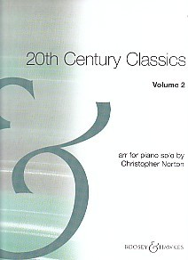 20th Century Classics Volume 2 for Piano published by Boosey and Hawkes