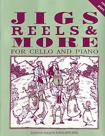 Jigs Reels and More Cello Part Only published by Boosey and Hawkes