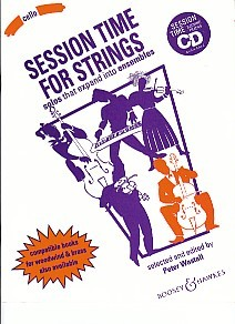Session Time for Cello published by Boosey and Hawkes
