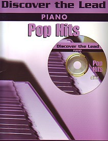 Discover the Lead: Pop Hits Book & CD for Piano published by IMP
