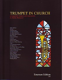 Trumpet in Church published by Emerson