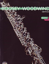 Boosey Woodwind Method 2 Book & CD for Flute published by Boosey and Hawkes