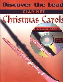 Discover the Lead Christmas Carols Book & CD for Clarinet published by IMP