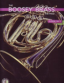 Boosey Brass Method 1 Book & CD for French Horn