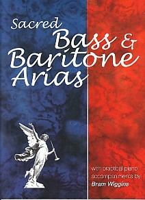 Sacred Bass and Baritone Arias published by Kevin Mayhew