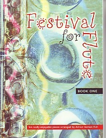 Festival for Flute 1 published by Kevin Mayhew