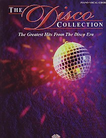 Disco Collection published by Warner Bros Publications