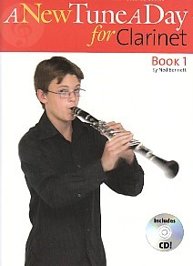 A New Tune a Day Book 1 with CD for Clarinet published by Boston