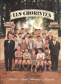 Coulais: Les Choristes published by Lemoine