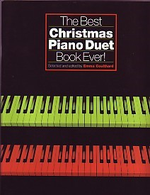Best Christmas Piano Duet Book Ever published by Wise